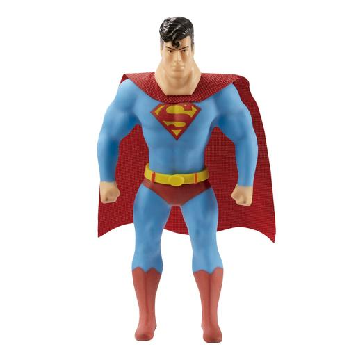 Liga da Justiça  - Superman - Mini Stretch 15 cm