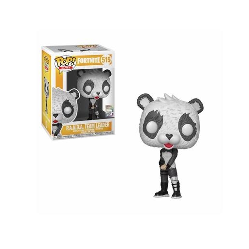 Fortnite - P.A.N.D.A Team Leader - Figura Funko POP