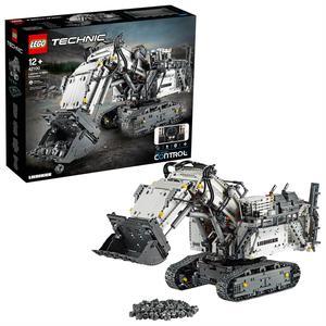 LEGO Technic - Escavadora com Libherr R 9800 - 42100