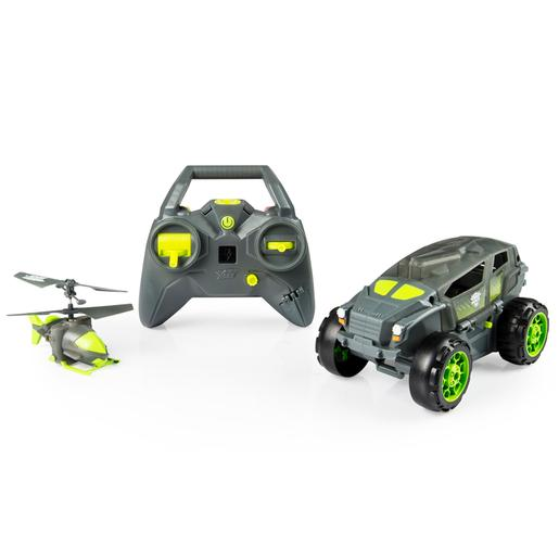 Air Hogs - Shadow Launcher Radio Control
