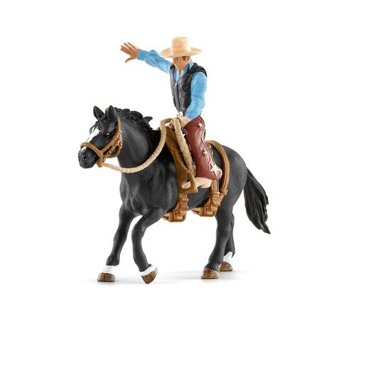 Schleich - Bronco Riding