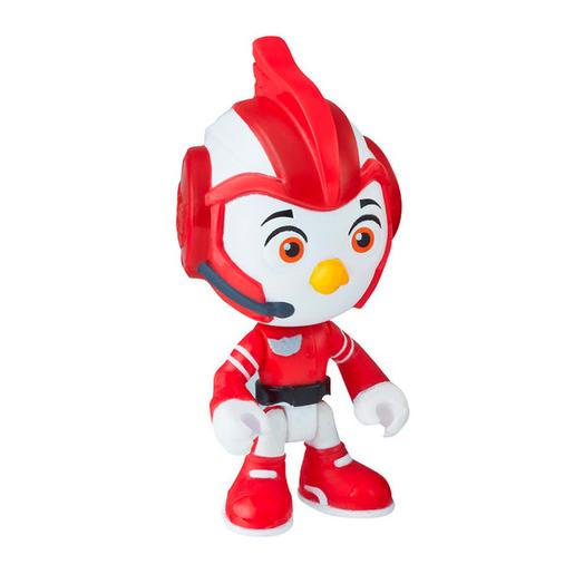Playskool - Top Wing Rod - Figura e Veículo