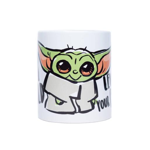 Star Wars - Caneca The Mandalorian Baby Yoda