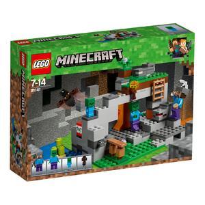 LEGO Minecraft - A Caverna do Zombie - 21141