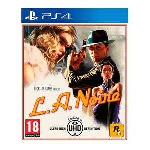 PS4 - L.A. Noire
