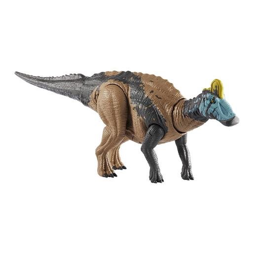 Jurassic World - Edmontosaurus - Figura Sound Strike