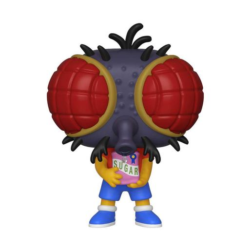 The Simpsons - Bart Mosca - Figura Funko POP