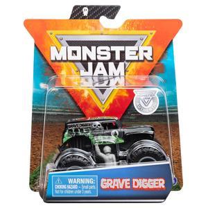 Monster Jam - Veículos 1:64 (vários modelos)