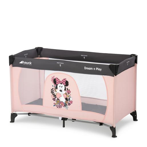 Hauck - Berço Dream N Play Minnie Sweetheart