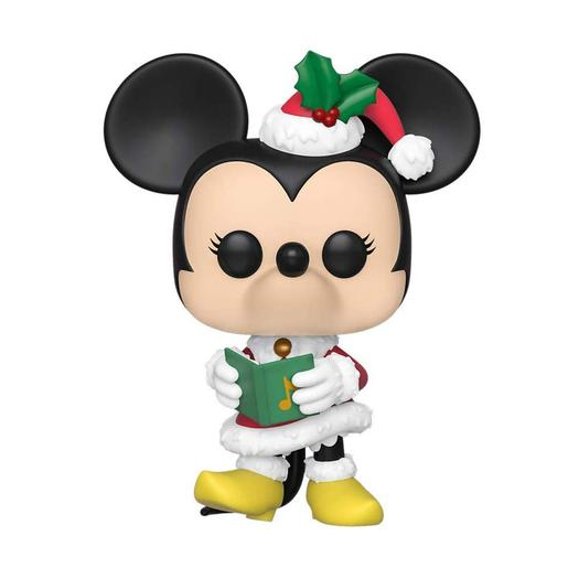 Minnie Mouse - Minnie Natal - Figura Funko POP