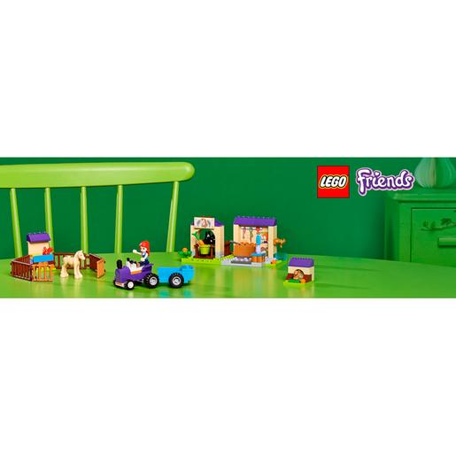 LEGO Friends - Estábulo do Potro da Mia - 41361