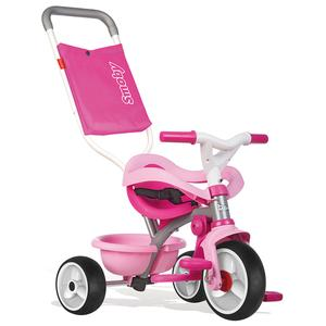 Smoby - Triciclo Be Move Confort Rosa