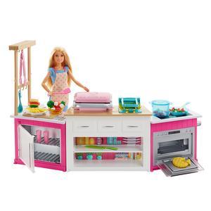 Barbie - A Cozinha da Barbie Superchef