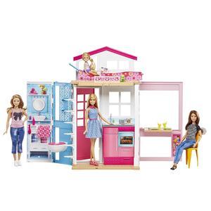 Barbie - Boneca Barbie e a Sua Casa