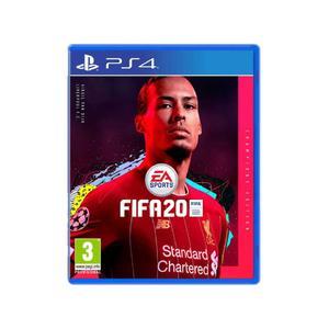 PS4 - FIFA 20 Champions Edition