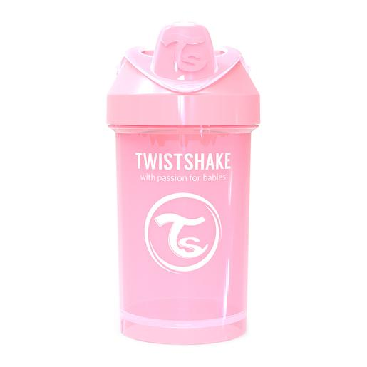 Twistshake - Crawler Cup 300 ml - Rosa