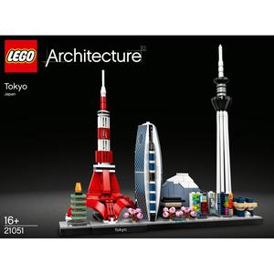 LEGO Architecture Tóquio - 21051