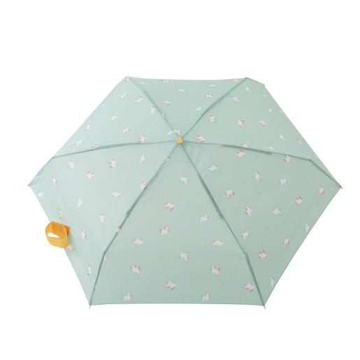 Mr. Wonderful Guarda-chuva Pequeno Mint com Unicórnios