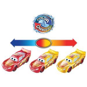 Cars - Veículo Color Changers (vários modelos)