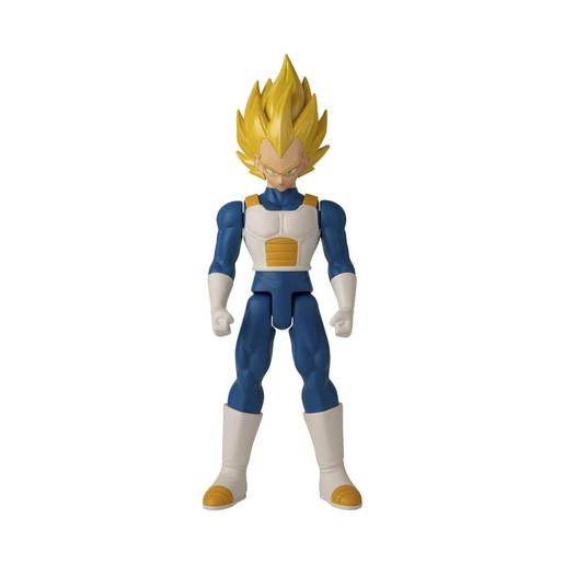 Dragon Ball - Vegeta Super Saiyan - Figuras Limit Breakers