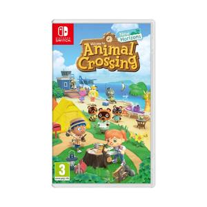 Nintendo Switch - Animal Crossing: New Horizons