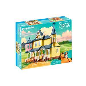 Playmobil Spirit Riding Free Casa de Lucky - 9475