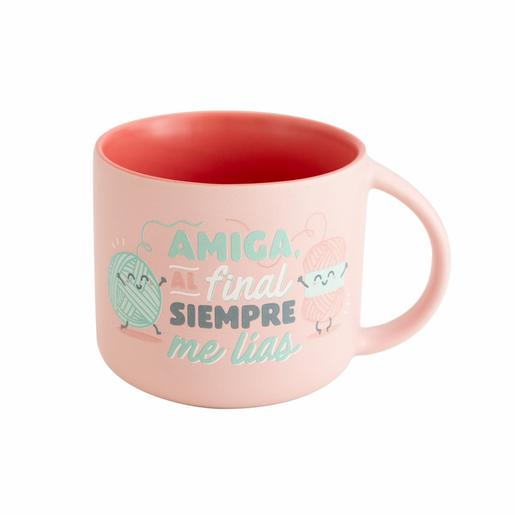 Mr. Wonderful - Amiga, No Final Sempre me Envolves - Caneca