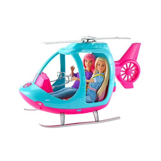 Barbie - Helicóptero da Barbie