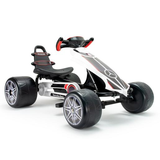 Injusa - Go-Kart Mercedes Benz