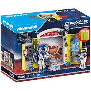 Playmobil Space - Missão em Marte Play Box - 70307