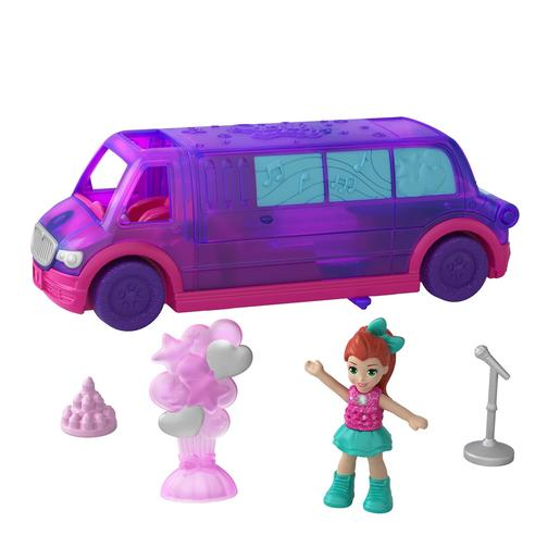 Polly Pocket - Limusina de Festa