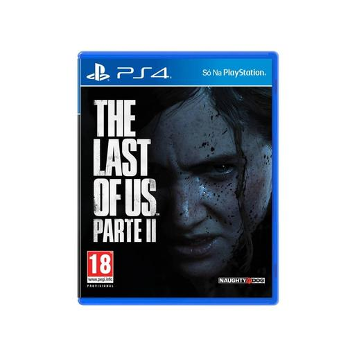 PS4 - The Last of Us Parte 2 em Português