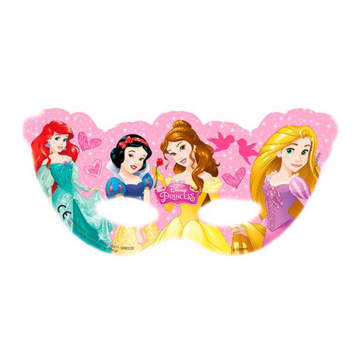 Princesas Disney - Pack 6 Máscaras