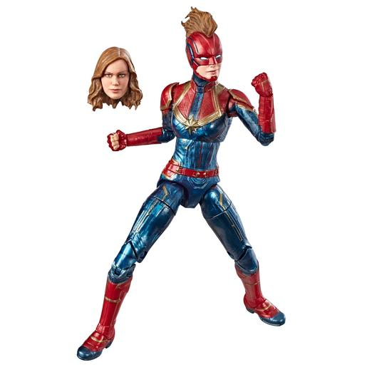 Captain Marvel - Figura Legends Series