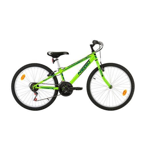 3c52361b2 Avigo - Bicicleta Néon 24 Polegadas Verde