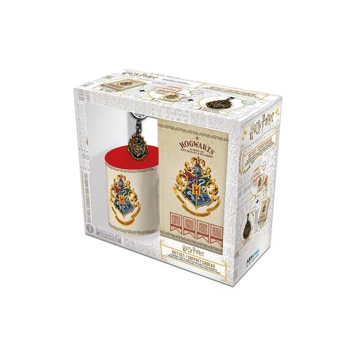 Harry Potter - Set de Caneca, Porta-Chaves e Caderneta