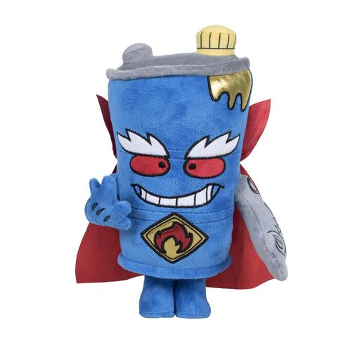 SuperZings - Mr King - Peluche 45 cm