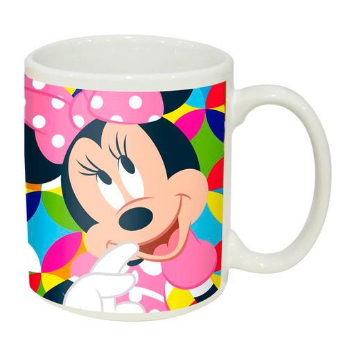 Minnie Mouse - Set de Manta e Caneca