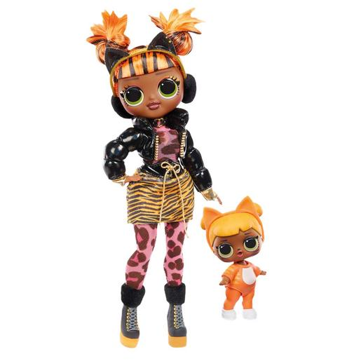 LOL Surprise - Missy Meow - Boneca Fashion OMG Winter Chill