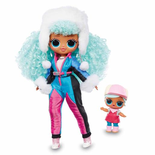 LOL Surprise - Icy Gurl - Boneca Fashion OMG Winter Chill