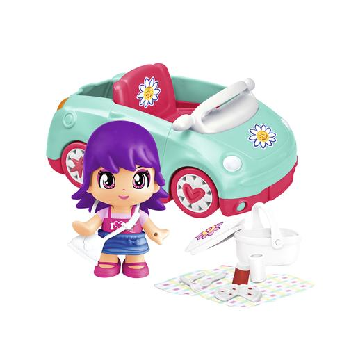Pinypon - Pack Figura e carro