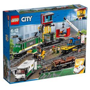LEGO City Comboio de Carga