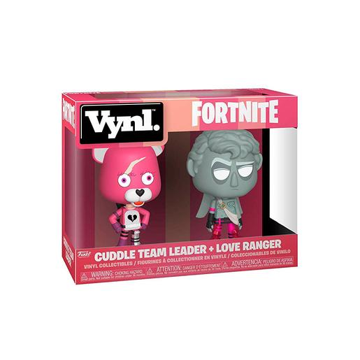 Fortnite - Team Leader e Love Ranger - Figuras Vinyl
