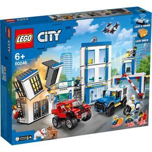 LEGO City - Esquadra da Polícia - 60246