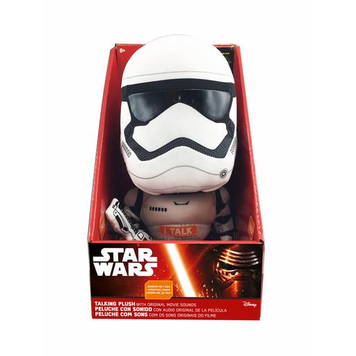 Star Wars - Stormtrooper - Peluche 25 cm com Sons