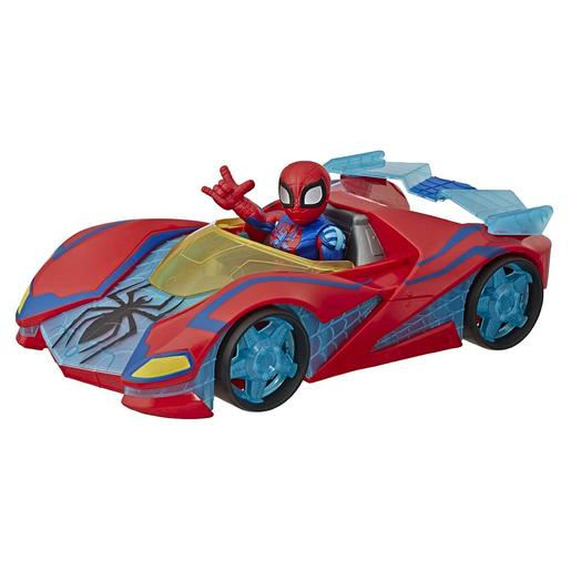 Marvel - Spider-Man e Aracno-Auto Super Hero Adventures