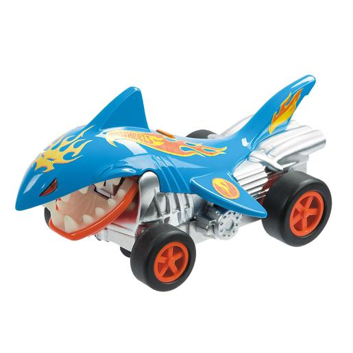Hot Wheels - Shark Attack Rádio Controlo com Luzes