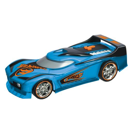 Hot Wheels - Spark Racer SpinKing Luces y Sonidos