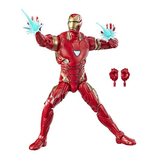 Os Vingadores - Iron Man - Figura Legends Series
