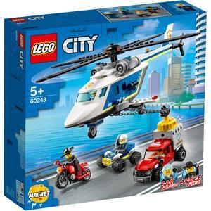 LEGO City - Polícia: Perseguição em Helicóptero - 60243